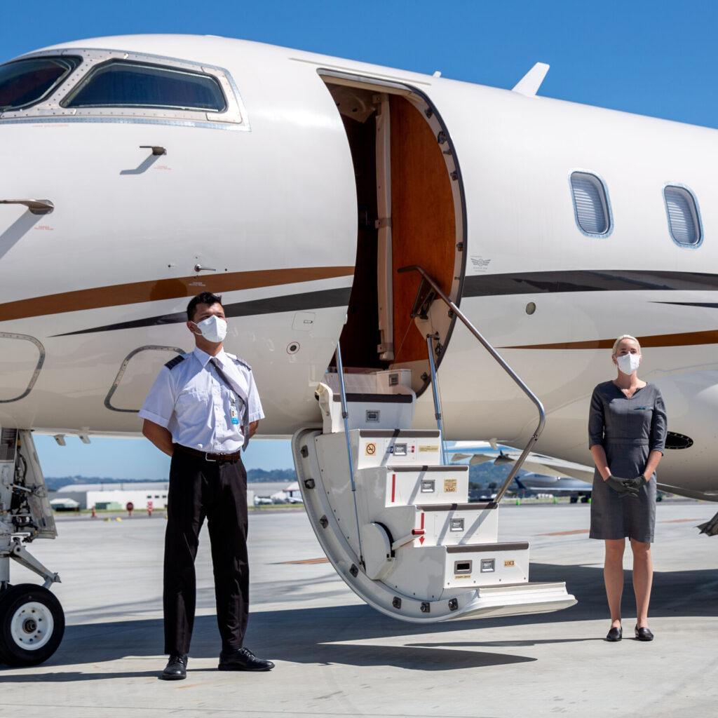Ventajas de volar en un Jet Privado