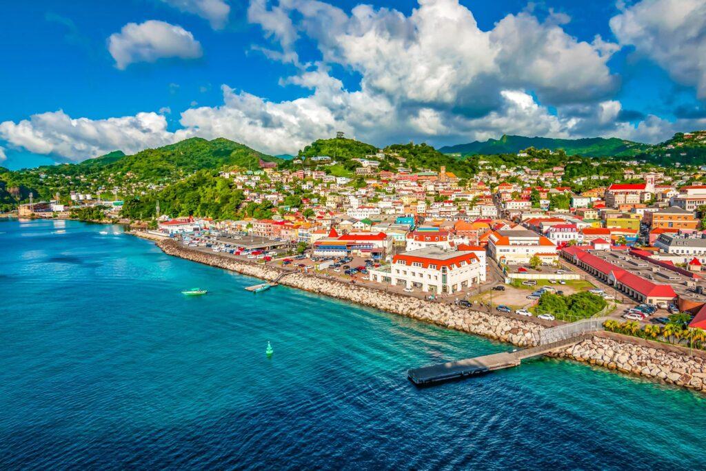 Grenada, sabor y color caribeño