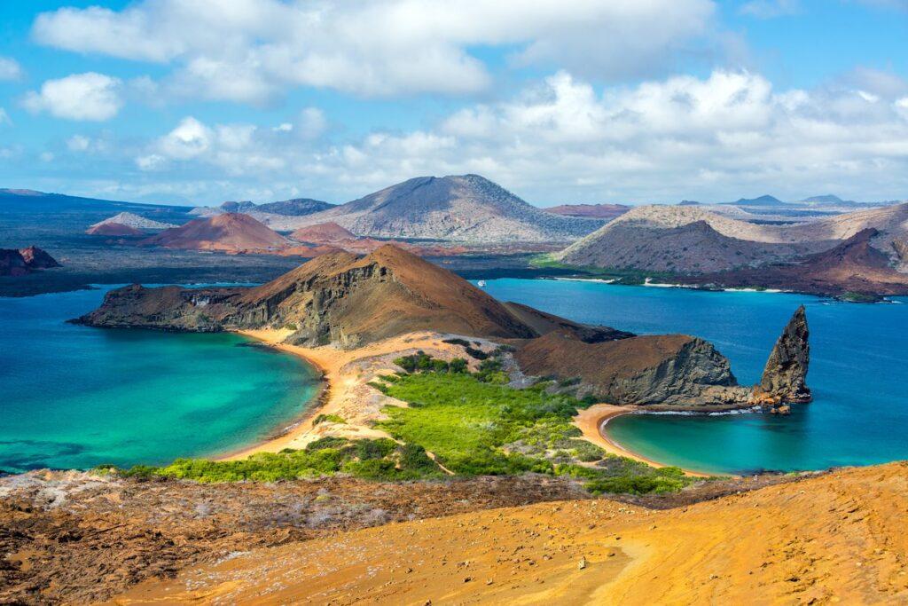 Conoce las Islas Galápagos viajando en jet privado