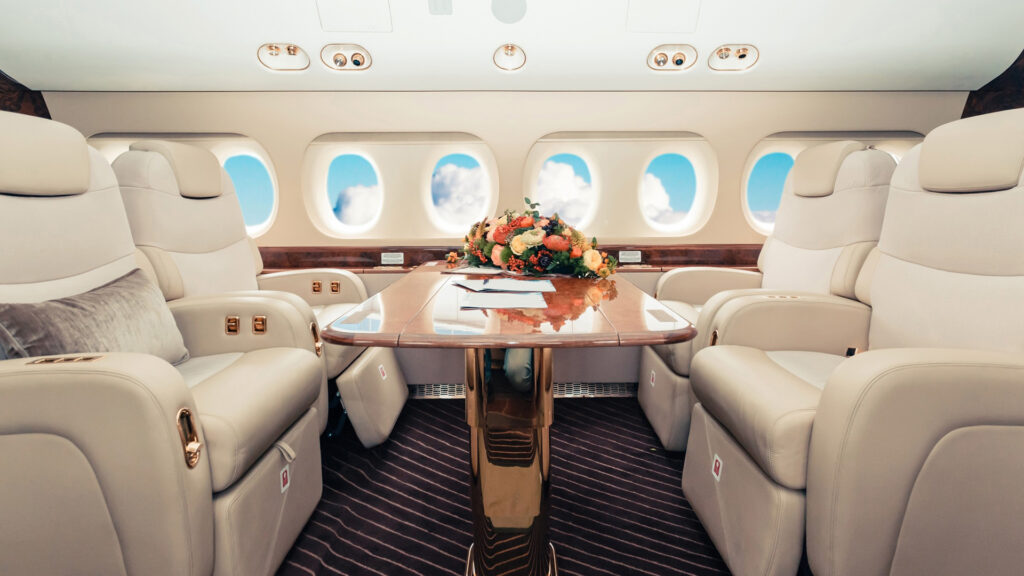 Types Of Private Flights
